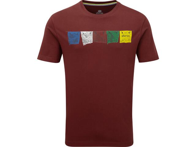 Sherpa Tarcho Camiseta Hombre, potala red